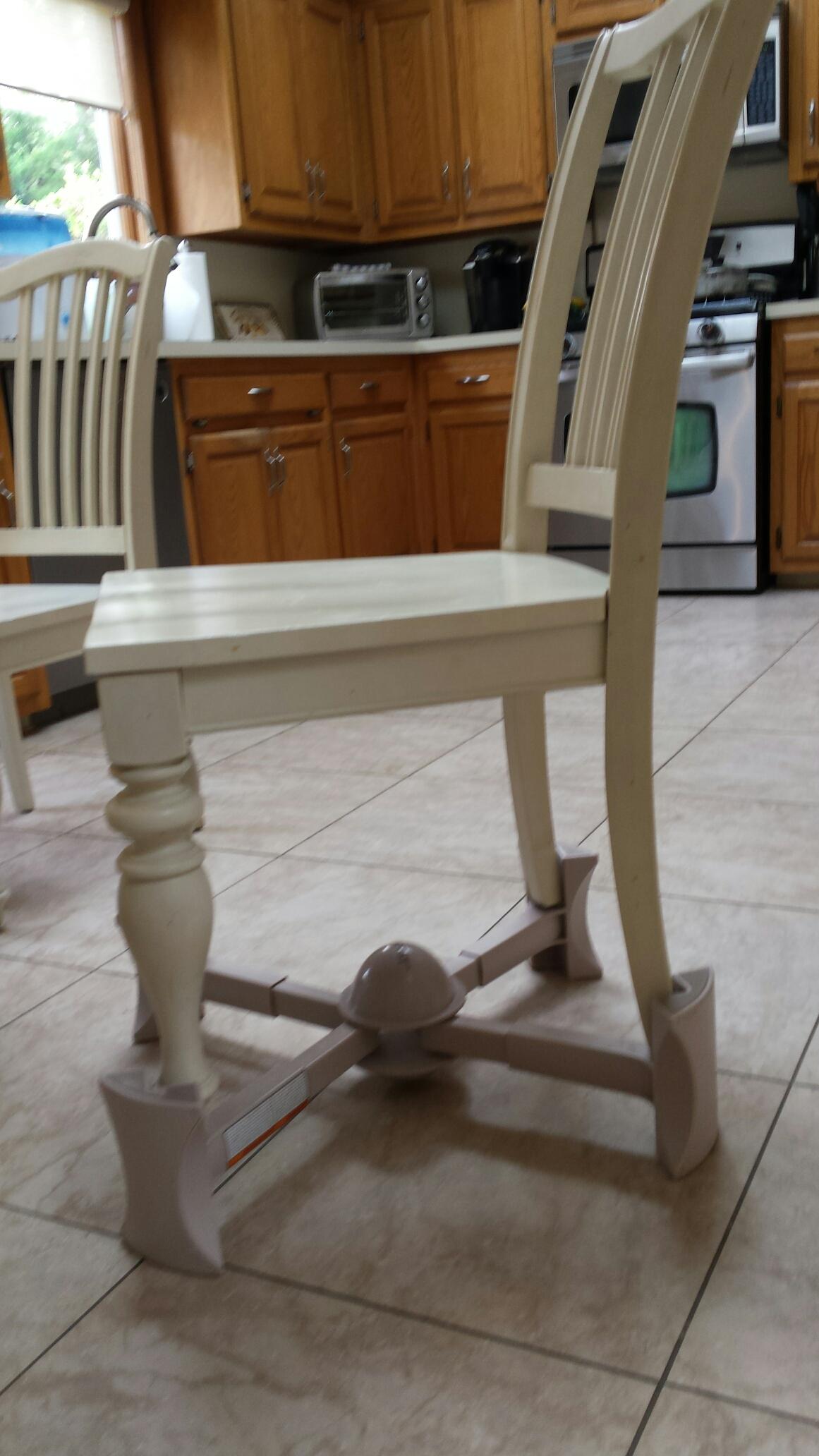 kaboost kitchen chair booster