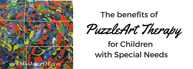 Puzzle Art Therapy
