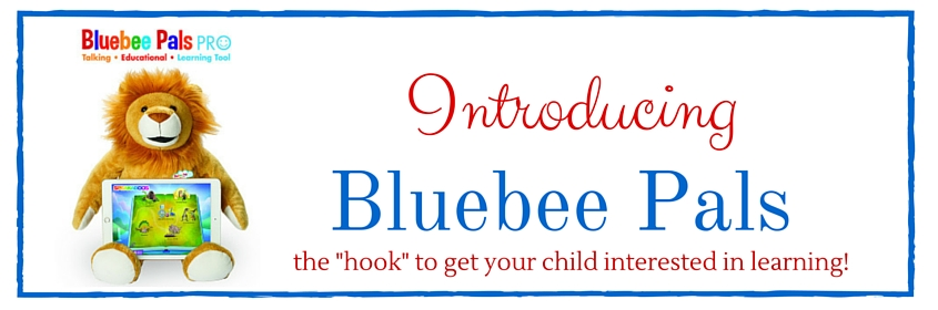 Bluebee Pals – for children who love to learn, play, and interact!