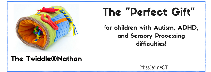 Introducing the Twiddle®Nathan – The Perfect Gift For Children with Autism!