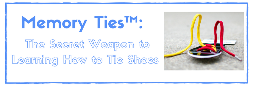The Amazing Secret Weapon to Learning How to Tie Shoes
