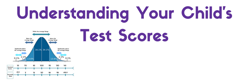 Understanding Your Child's Annual Review Test Scores