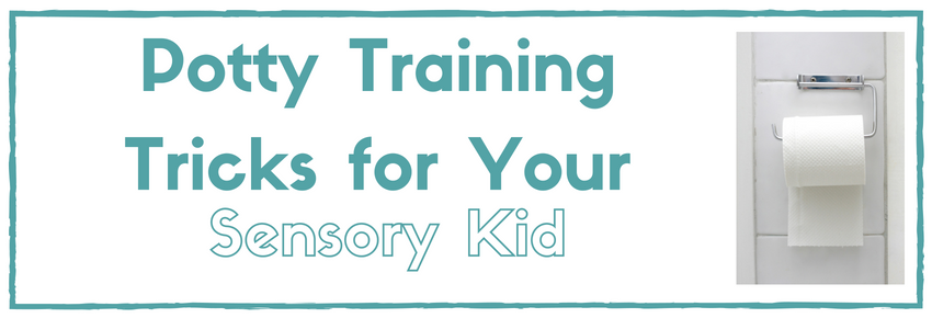 Toileting and Sensory Processing