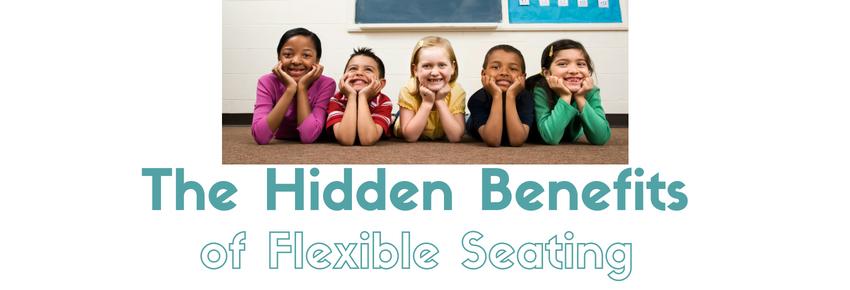 The Hidden Benefits of Flexible Seating